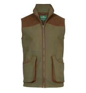 Alan Paine Berwick Shooting Waistcoat Waterproof Country Hunting RRP £139.99