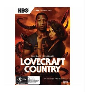 Lovecraft Country - (DVD, 2021) Brand New Sealed Region 4 - Love Craft