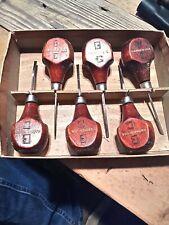Harmen USA Wood Gouge Carving Chisel Set 6 Chisels