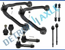 Brand New 10pc Complete Front Suspension Kit for Chevrolet & GMC Trucks - 6-Lug