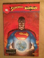 SUPERMAN ET BATMAN HORS SERIE (Panini) - T5 : août 2008 (Collector edition)