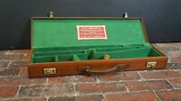 Magnificent Immaculate Vintage Gun Case by Greener With Key