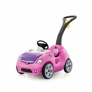 Ride On Push Car, Pink