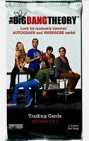 The Big Bang Theory Seasons 1 /& 2 Promo Card P1