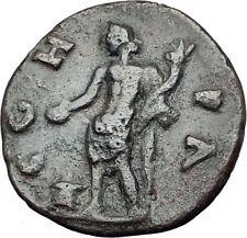 ELAGABALUS 218AD Parion Parium Mysia Authentic Ancient Roman Coin Genius i65180