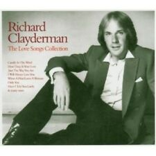 RICHARD CLAYDERMAN - LOVE SONGS COLLECTION 2 CD NEW!