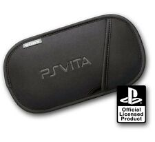 Officiel sony playstation ps vita souple de protection porter slip étui nouveau vt02