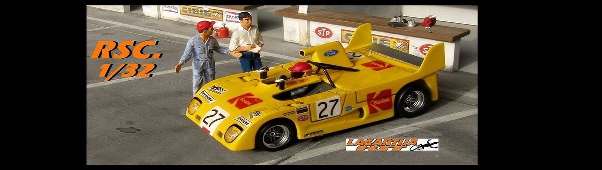 Resin Slot Cars and Parts | eBay Stores