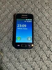 Samsung Galaxy Ace GT-S5830 - Black (Locked To O2 or Tesco Mobile) Smartphone