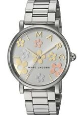 2018 NEW Marc Jacobs Silver Women's Classic Stainless Steel Casual Watch MJ3579