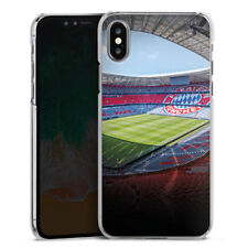 Apple iPhone X Handyhülle Case Hülle - Stadion FC Bayern - Color