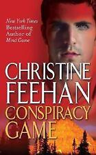 Conspiracy Game - Christine Feehan (GhostWalkers Book 4) Romantic Suspense PB