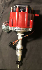 FORD 289-302 HEI PROFORM 66969R Red Brass Cap Distributor Vacuum Advance -New