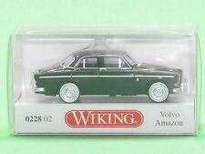 1:87 Wiking 022802 Volvo Amazon - schwarz Blitzversand per DHL-Paket
