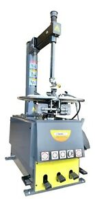 """SEMI AUTOMATIC TYRE CHANGER / TYRE CHANGING MACHINE 240V, 20"""" TIRE CHANGER GREY"""