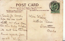 Genealogy Postcard - Milne - Waterloo Place - Crowthorne - Berkshire - 3911A
