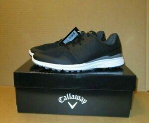 Callaway Men's Solana XT Golf Shoes    Black    Size: 11    CG121BK