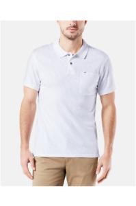 Dockers Men's Alpha Dye Slim-Fit Polo White Size XL #697900014