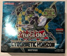 Yugioh Cybernetic Horizon 1st Edition 24-count Booster Box Cards