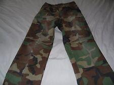 USMC Woodland Camouflage Pants Trousers Size Extra Small XSmall Regular