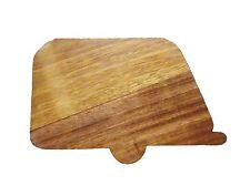 "IROKO ""Caravan"" in legno formaggio/tagliere."