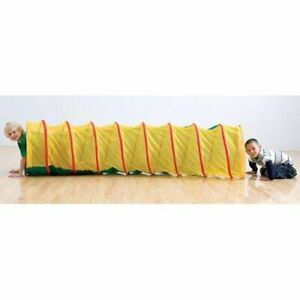 US Games 9 Foot See-Through Play Tunnel