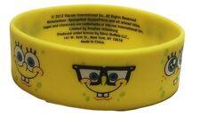 Spongebob Squarepants Funny Faces Silicone Bracelet WRISTBAND