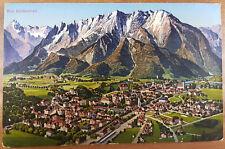 Schöne alte Ansichtskarte AK - Bad Reichenhall Gebr. Metz 280/3 HLC um 1928 TOP!
