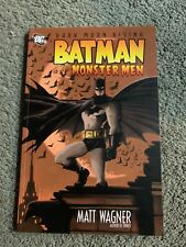 Dark Moon Rising Batman and the Monster Men Graphic Novel-tpb-DIAMOND COLLECTION