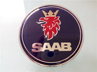 SAAB 900 Badge Front Bonnet hood Emblem 1978-1998 4522884 50mm