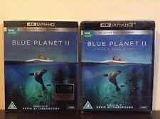 Blue Planet II [4K UHD + Blu-ray] 2017 *BRAND NEW*