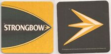 "Strongbow Cider - alter Bierdeckel ""Arrow Head"""