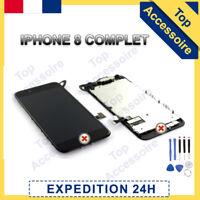 VITRE TACTILE + ECRAN LCD RETINA TOUT ASSEMBLÉ COMPLET POUR IPHONE 8 NOIR