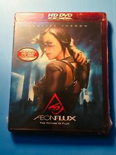 Aeon Flux Hd Dvd Charlize Theron 2006 New Sealed Brand New