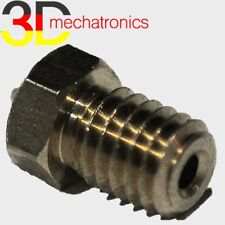 3mm Set 0.2 0.4 0.6 V6 V5 Extruder Nozzle Head RepRap Düse 3D Drucker printer