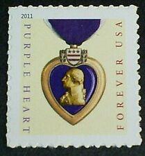 US Scott #4529, Single 2011 Purple Heart VF MNH SA