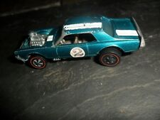 1970 Hot Wheels Redline SPOILERS Nitty Gritty Kitty AQUA