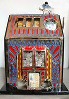 Antique Pace 5-cent Comet Slot Machine - 1930s