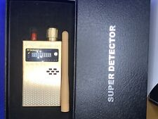 Dooreemee Anti Spy Rf Detector Wireless Bug Detector Signal for Hidden Camera