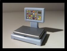 PLAYMOBIL : Waage Supermarkt / Weigh scale ~ 3202 / 3634 / 6335 / 7780