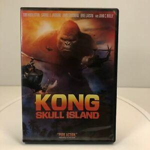Used - Kong Skull Island - DVD