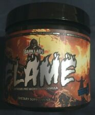 FLAME Pre Workout by DARK LABS Ultra Thermogenic Fat Burner