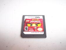 LEGO Battles: Ninjago (Nintendo DS) Lite DSi XL 3DS 2DS Game