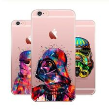 Star Wars TPU Silicone Case Cover Apple iPhone X XS Max XR 8 7 6 Plus 5 Samsung