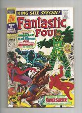 Fantastic Four Annual #5 1st PSYCHO-MAN 6.0 FN, Marvel