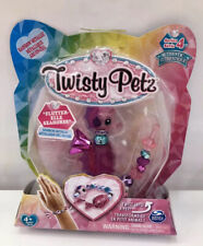 Twisty Petz Series 4 Flutter-Elle Seahorse Twist Pet Rainbow Metallic