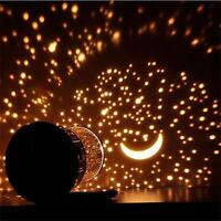 Romantic LED Starry Night Sky Projector Lamp Kids Star light Cosmos Master/ Gift