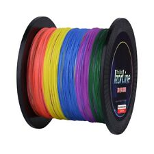 500M Braided Fishing Line 8 Strands Multifilament PE Saltwater Fishing Line