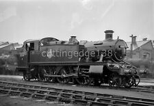 Larger Railway Negative: 'Prairie' 6169 at Swindon, Date Unknown*          7/894