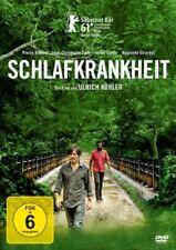 DVD *  SCHLAFKRANKHEIT - PIERRE BOKMA - JEAN-CHRISTOPHE FOLLY   # NEU OVP